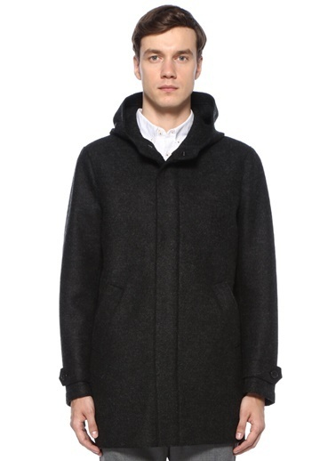 Harris Wharf London Parka Antrasit